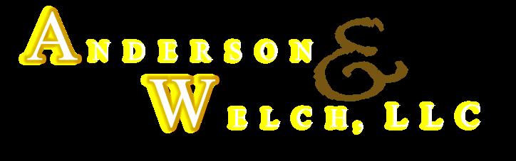 Anderson & Welch, LLC